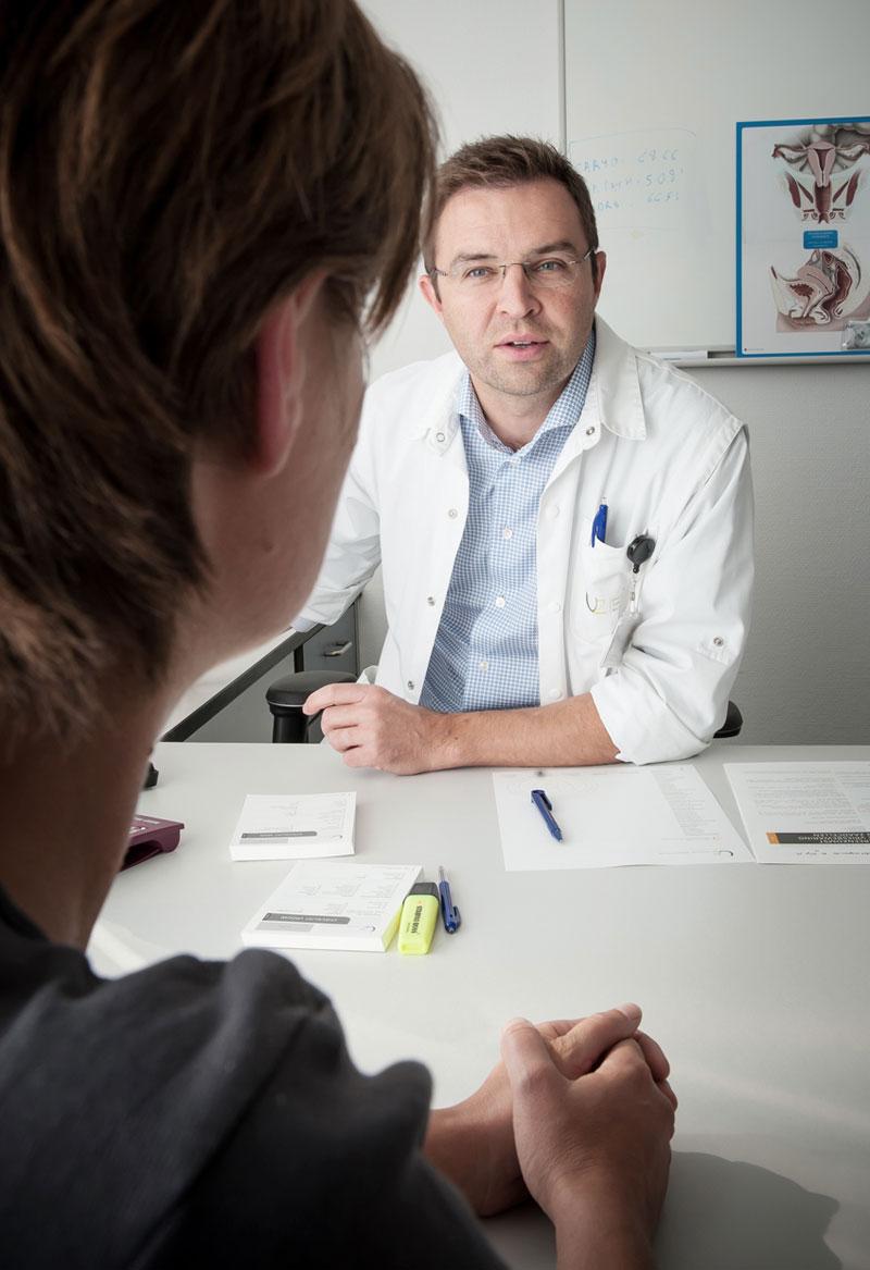 examen fertilité femme